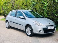 USED 2011 60 RENAULT CLIO 1.1 I-MUSIC 16V 5d 74 BHP