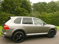 USED 2007 56 PORSCHE CAYENNE 4.8 S V8 TIPTRONIC S 5d AUTO 385 BHP
