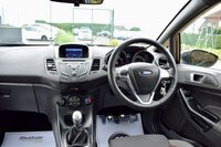 USED 2017 17 FORD FIESTA 1.0 ST-LINE ECOBOOST 3d 100 BHP NAV, DAB, BLUETOOTH, £0 TAX! IN SUPERB CONDITION THROUGHOUT!