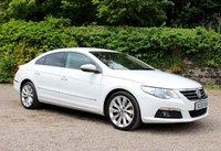 2012 VOLKSWAGEN PASSAT 2.0 CC GT TDI BLUEMOTION TECHNOLOGY 4d 139 BHP £6350.00