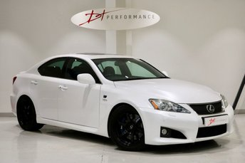 2008 LEXUS IS 5.0 F 4d AUTO 470 BHP TASTEFULLY MODIFIED AT GREAT EXPENSE £18950.00