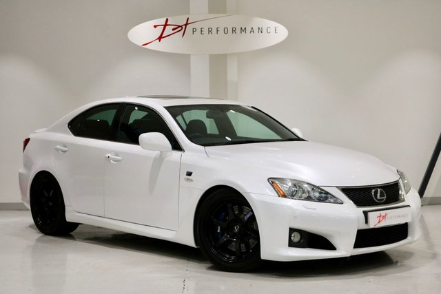 2008 58 LEXUS IS 5.0 F 4d AUTO 470 BHP TASTEFULLY MODIFIED AT GREAT EXPENSE
