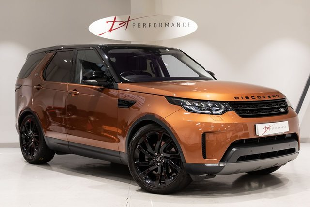 2017 17 LAND ROVER DISCOVERY 3.0 TD6 FIRST EDITION 5d AUTO 255 BHP