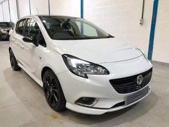 2016 VAUXHALL CORSA 1.4 LIMITED EDITION ECOFLEX 5 DOOR  WHITE - 1 OWNER £6900.00