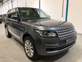 2014 LAND ROVER RANGE ROVER 3.0 TDV6 VOGUE SE 5d AUTO - STUNNING EXAMPLE £32495.00