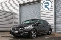 USED 2015 65 PEUGEOT 308 2.0 BLUE HDI S/S GT 5d AUTO 180 BHP