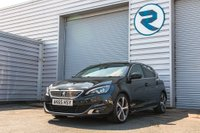 USED 2016 65 PEUGEOT 308 2.0 BLUE HDI S/S GT LINE 5d AUTO 150 BHP