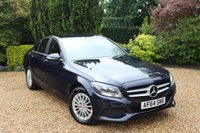 USED 2014 64 MERCEDES-BENZ C CLASS 2.1 C220 BLUETEC SE EXECUTIVE 4d 170 BHP MANUAL AND BEST VALUE IN THE UK