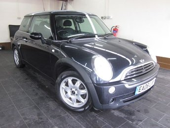 2006 MINI HATCH ONE 2006 06 Mini ONE SEVEN 3d 89 BHP £2695.00