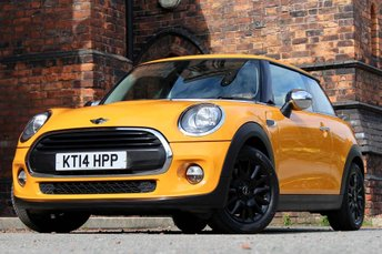 2014 MINI HATCH ONE 1.5 One D (s/s) 3dr £6477.00