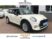 2016 MINI HATCH COOPER 1.5 COOPER 3d AUTO 134 BHP £11495.00