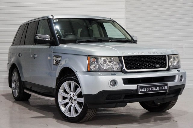 2006 LAND ROVER RANGE ROVER SPORT 2.7 TDV6 HSE AUTO (SAT NAV / REAR ENTERTAINMENT)