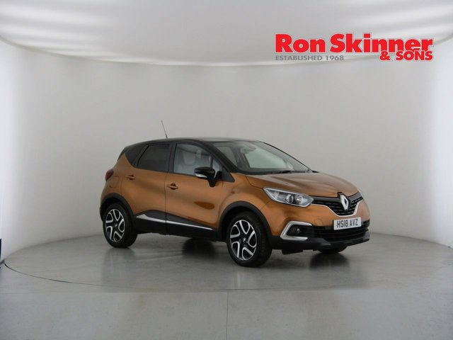 View our 2018 18 RENAULT CAPTUR 0.9 ICONIC TCE 5d 89 BHP