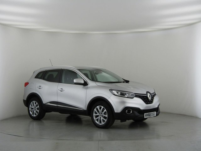 View our 2018 68 RENAULT KADJAR 1.3 DYNAMIQUE NAV TCE 5d 139 BHP
