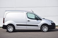 USED 2015 65 CITROEN BERLINGO 1.6 625 ENTERPRISE L1 HDI 1d 74 BHP SAT NAV - AIR CON - BLUETOOTH - FSH