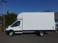2019 FORD TRANSIT T350 L4 130bhp Luton with Tail lift, Heated seats and high vis pack £27999.00