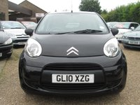 USED 2010 10 CITROEN C1 1.0 VT 5d 68 BHP ONLY GROUP 2 INSURANCE - 72.4 MPG EXTRA