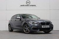 USED 2016 16 BMW 1 SERIES 3.0 M135I 5d AUTO 322 BHP