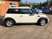 USED 2011 61 MINI HATCH ONE 1.6 ONE 3d 98 BHP FINANCE AVAILABLE!
