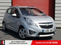 USED 2010 10 CHEVROLET SPARK 1.2 LT 5d 80 BHP Climate Control