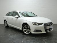 USED 2016 16 AUDI A4 2.0 TDI ULTRA SPORT 4d 148 BHP 1 OWNER + FULL AUDI HISTORY + HEATED FRONT SEATS + SAT NAV
