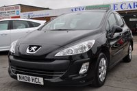 USED 2008 08 PEUGEOT 308 1.6 S HDI 5d 89 BHP