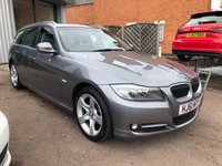 2011 BMW 3 SERIES 2.0 318I EXCLUSIVE EDITION TOURING 5d 141 BHP £SOLD