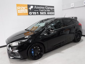 2016 FORD FOCUS 2.3 RS 5d 346 BHP £27000.00