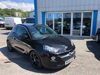 USED 2016 66 VAUXHALL ADAM 1.2 SLAM 3d 69 BHP