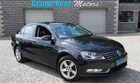 2011 VOLKSWAGEN PASSAT 1.6 S TDI BLUEMOTION TECHNOLOGY 4d 104 BHP £4250.00
