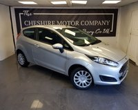 2013 FORD FIESTA 1.2 STYLE 3d + 1 FORMER KEEPER + A/C + EXTRAS £3475.00