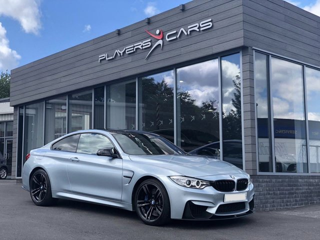 BMW M4 at Players Cars