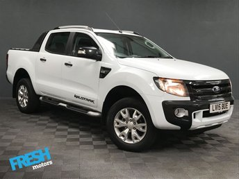 2015 FORD RANGER 3.2 WILDTRAK 4X4 DCB TDCI (NO VAT) £17885.00
