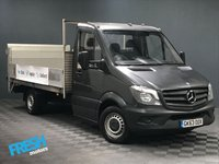 USED 2013 63 MERCEDES-BENZ SPRINTER 2.1 313 CDI Dropside Tail Lift * 0% Deposit Finance Available
