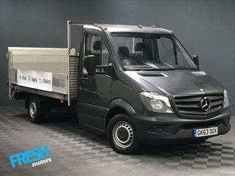 2013 MERCEDES-BENZ SPRINTER 2.1 313 CDI Dropside Tail Lift £8000.00