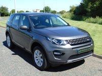 USED 2015 65 LAND ROVER DISCOVERY SPORT 2.0 TD4 SE TECH 5d 180 BHP 7 SEATER, FULL LEATHER,SAT NAV
