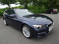 2013 BMW 3 SERIES 2.0 320D LUXURY TOURING 5d 181 BHP £10190.00