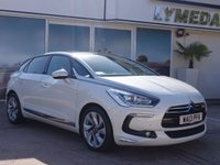 2013 CITROEN DS5 2.0 HDI DSPORT 5d 161 BHP £7690.00