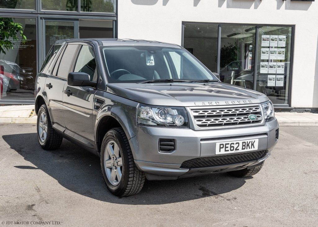 2012 Land Rover Freelander Td4 GS £10,890