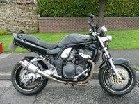1999 SUZUKI GSF 1200 BANDIT 1157cc GSF 1200  £2595.00