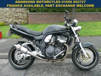 USED 1999 SUZUKI GSF 1200 BANDIT 1157cc GSF 1200  New Mot, Great Looking Machine, Rides Superb, Massive Spec