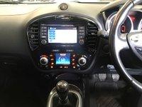USED 2015 15 NISSAN JUKE 1.5 ACENTA PREMIUM DCI 5d 110 BHP ++Stunning Condition++ Sat Nav ++ Parking Camera ++