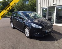 USED 2016 16 FORD S-MAX 2.0 TDCI ZETEC 150 BHP THIS VEHICLE IS AT SITE 1 - TO VIEW CALL US ON 01903 892224