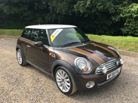 2009 MINI HATCH COOPER 1.6 COOPER MAYFAIR 3d 120 BHP £6985.00