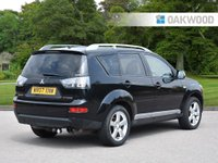 USED 2007 07 MITSUBISHI OUTLANDER 2.0 INTENSE WARRIOR H-LINE DI-D 5d 139 BHP