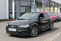 USED 2018 18 AUDI A3 1.5 TFSI CoD Black Edition (s/s) 4dr