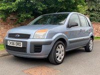 2006 FORD FUSION 1.4 STYLE CLIMATE 5d 68 BHP £2000.00