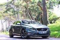 2015 VOLVO V40 2.0 T3 R-DESIGN 5d 150 BHP £10995.00