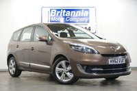 2012 RENAULT GRAND SCENIC 1.5 DYNAMIQUE TOMTOM DCI DIESEL 7 SEATER 110 BHP £5990.00