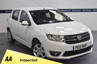 USED 2015 15 DACIA SANDERO 1.5 LAUREATE DCI 5d 90 BHP (ONE OWNER FROM NEW)